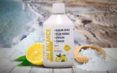 Ingredients of DeLixir pH-Balance -72 trace minerals