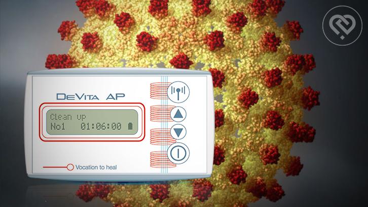 Programs of DeVita AP Base: No hepatitis B
