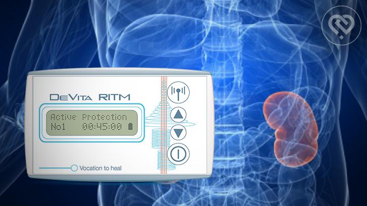 Programs of DeVita Ritm Base: Clean Kidneys