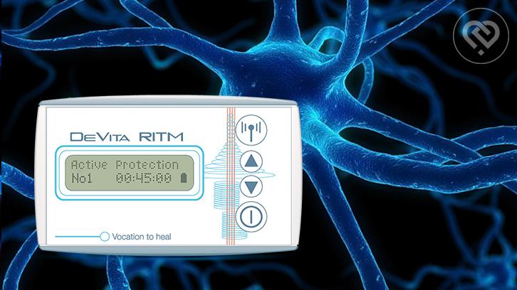 Programs of DeVita Ritm Base: Hormones normalization