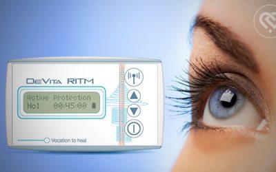 Programs of DeVita Ritm Base: Perfect eyesight