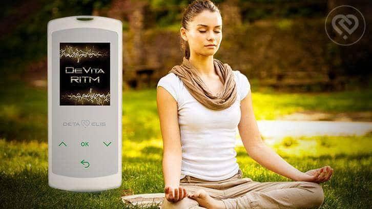 Programs of DeVita Ritm Mini: Anti-Stress (General list of programs 1/No 3)