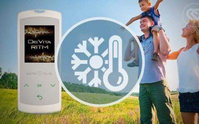 Complex 'Active Immune System' on the new Devita Mini Ritm